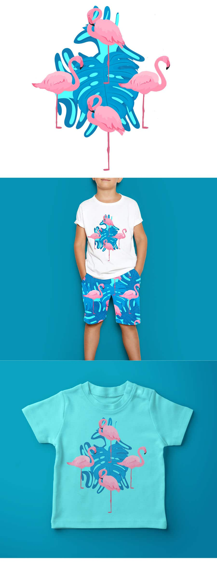 Contest Entry #                                        20                                      for                                         Kids Tshirt Design
