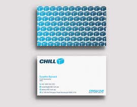 #360 for CHILL - Stationery Design Comp by talentbd5