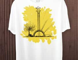 #74 для T-shirt design based on a song от luisathomas