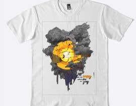 #120 для T-shirt design based on a song от animatorosoro