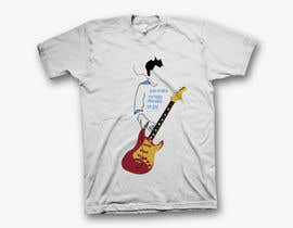 #99 для T-shirt design based on a song от Aadiba