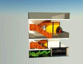 Nro 4 kilpailuun MODERN G+1 3D EXTERIOR ELEVATION DESIGN käyttäjältä qureshi009