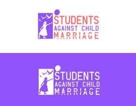 Nro 652 kilpailuun Urgent Logo Needed for Anti Child Marriage Nonprofit Group käyttäjältä janrii65