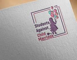 Nro 719 kilpailuun Urgent Logo Needed for Anti Child Marriage Nonprofit Group käyttäjältä khshovon99