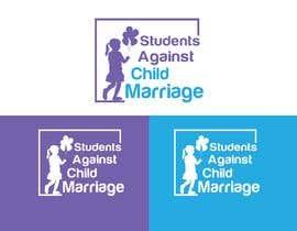 Nro 706 kilpailuun Urgent Logo Needed for Anti Child Marriage Nonprofit Group käyttäjältä MaynulHasan01