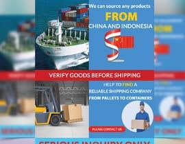 rezaul69 tarafından create a flyer for logistic services için no 24