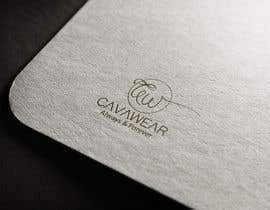 Nro 113 kilpailuun Cavawear Logo käyttäjältä FarzanaTani