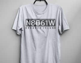 #226 untuk Shirt design for beaver island 2020 oleh ashikurrahman32
