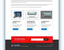 #43 for Website design improvement by creativemz2004
