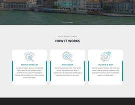 Nro 20 kilpailuun New design for home page (no back-end code change) käyttäjältä svnmondalbd