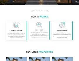 Nro 35 kilpailuun New design for home page (no back-end code change) käyttäjältä ravisondagar125