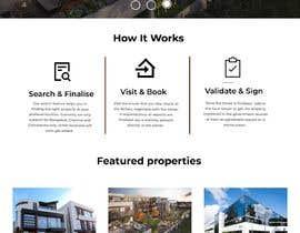 Nro 34 kilpailuun New design for home page (no back-end code change) käyttäjältä Abderraoufaouni