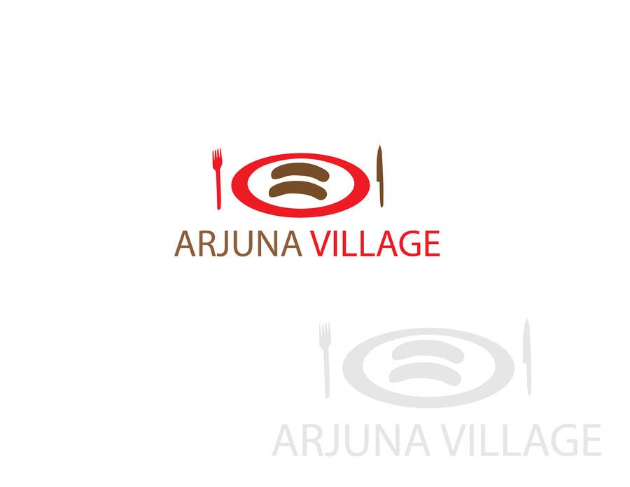 Bài tham dự cuộc thi #4 cho Design a Logo for ARJUNA VILLAGE