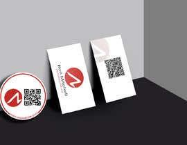 Nro 938 kilpailuun Design for a sticker and a business card käyttäjältä parvezhussein