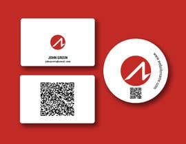 Nro 940 kilpailuun Design for a sticker and a business card käyttäjältä codegraph