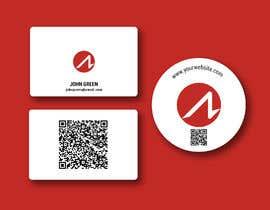 Nro 989 kilpailuun Design for a sticker and a business card käyttäjältä codegraph