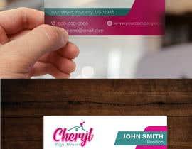 #866 для Impressive and unique design for business card, door hanger and car magnet using existing logo от Aksh86
