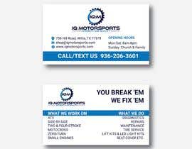 #337 for Business Cards by MohsenBD