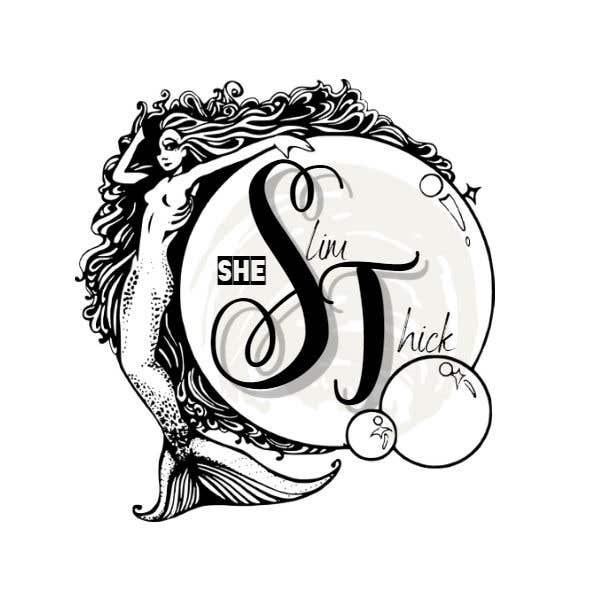 Kilpailutyö #                                        77                                      kilpailussa                                         Logo for a women apparel company -  SheSlimThic