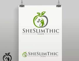 #68 for Logo for a women apparel company -  SheSlimThic by Mukhlisiyn