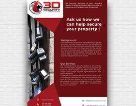 #151 for Flyer for online security service for condominiums by mdjahidul306
