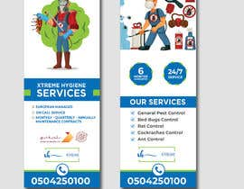 #52 for Flyer for pest control company by shankardhar125