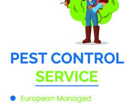 #50 for Flyer for pest control company by DesignerAhsan25