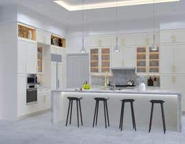 #62 for Neoclassical open kitchen by GJMM