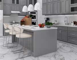 Nro 10 kilpailuun Neoclassical open kitchen käyttäjältä brianzata