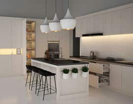 #14 for Neoclassical open kitchen by rasheda88