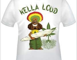#40 untuk Design a T-Shirt for Hella Loud. oleh prod347