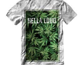#16 for Design a T-Shirt for Hella Loud. by alexry