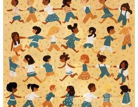 #97 for Art illustration for children - convey a message about equality of races. by alyamgoreng