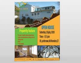 fazleelahi1980 tarafından Open House Real Estate Flyer için no 64