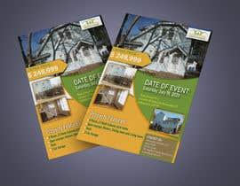 HarshIITISM tarafından Open House Real Estate Flyer için no 69