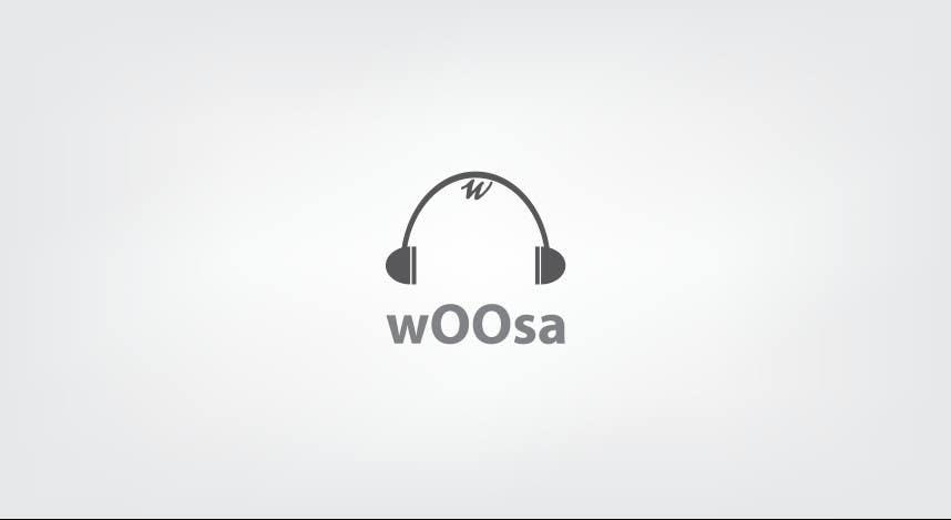 Kilpailutyö #                                        37                                      kilpailussa                                         Logo Design for wOOsa