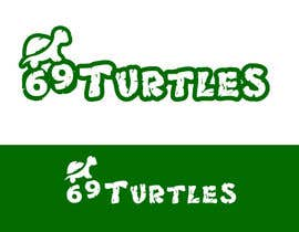 #52 for Design a Logo for 69 turtles by Spector01
