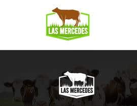 #92 untuk Need a custom logo for a cattle farm oleh Ahmarniazi