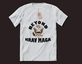 #41 cho Design my T-shirt for Beyond Karv Maga bởi fahimmorshedh