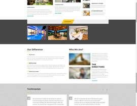 #46 pentru Design a Website Mockup for Construction Company de către BRcreation