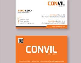 Nro 286 kilpailuun Change my Business cards käyttäjältä AbuKauser016
