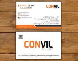 Nro 295 kilpailuun Change my Business cards käyttäjältä taohidislamrasel