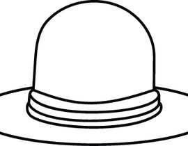 Nro 8 kilpailuun Simple Hat Sketches käyttäjältä Creator133