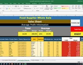 #61 untuk Excel sheet accountance plus data entry . oleh mrusmandaud