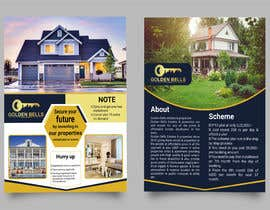 #23 cho Bi Fold Flyer design for a plot sales(Layout )(Real estate) with content improvement. bởi Tushar3927