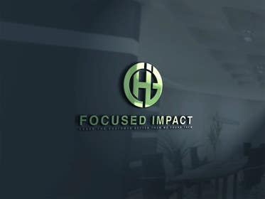 #60 for Design a Logo for: hcFOCUSED IMPACT by mohammedkh5