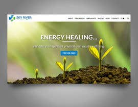 #511 for Need a feature image for energy healing website. by arifmahmud82