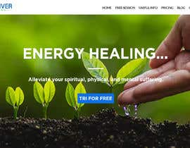 #412 for Need a feature image for energy healing website. by shankardhar125