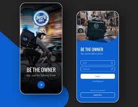 #48 para Re-Design Mobile Splash/Intro screens por anurags7587