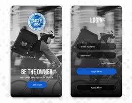 #60 para Re-Design Mobile Splash/Intro screens por Nbarnali